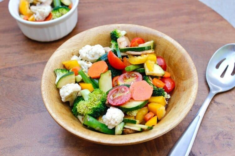 Versatile recipe that makes veggies tasty & convenient!