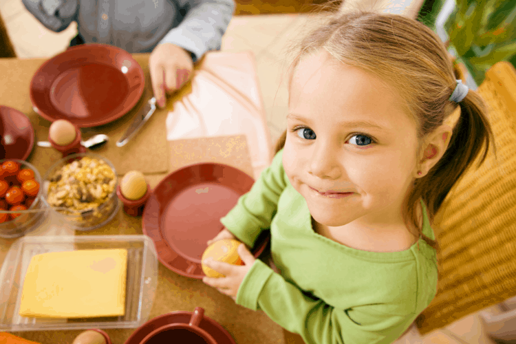 5 Things to Do When Your Family Won't Eat Healthy Food