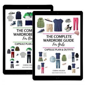 Full Year Kid's Wardrobe Guide