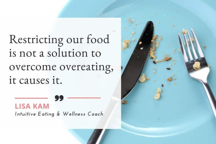 Experts Weigh In on How to Overcome Overeating