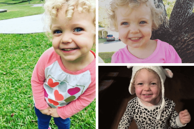 images of smiling little girl