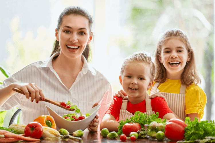 Healthy Eating Hacks for Busy Moms