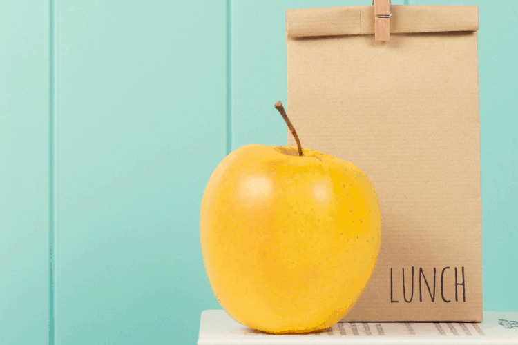 How to Have a Healthy Lunch When You Are a BUSY Mom