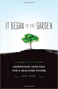 Book Cover: It Began in the Garden by Heidi Zwart