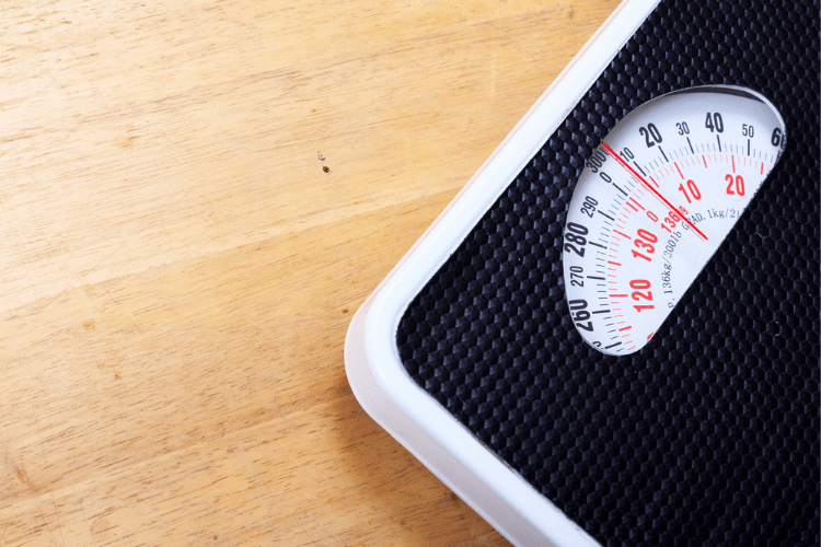 scale for weight loss