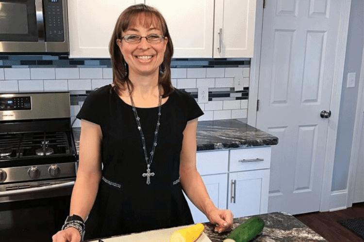christian weight loss blogger sara borgstede