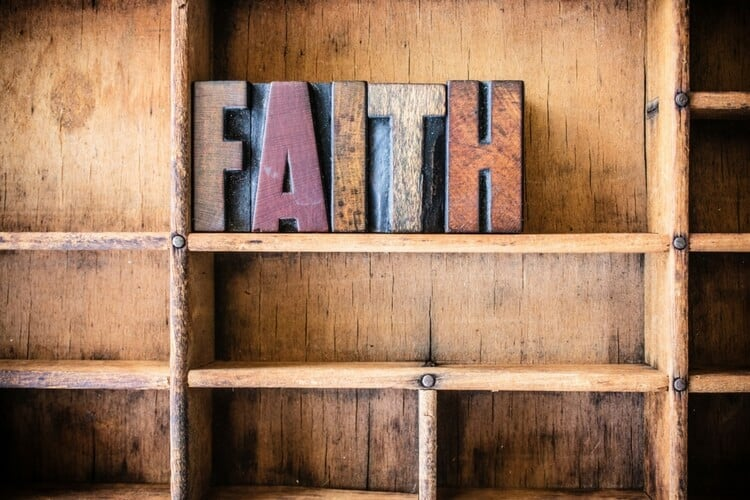 Exercise your faith to overcome overeating