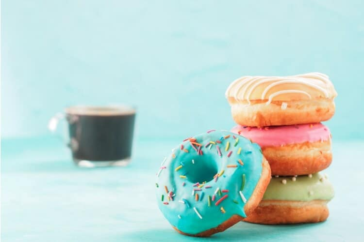 Stop overeating featured image of donuts