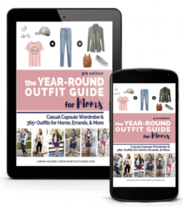 The Year-Round Outfit Guide for Moms
