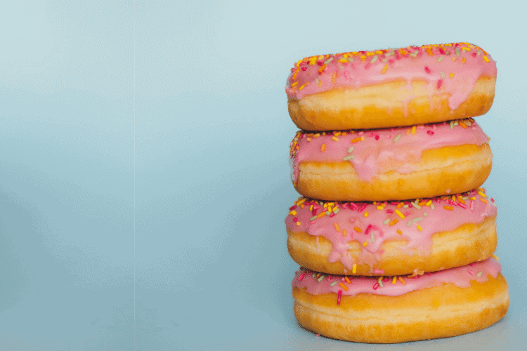 image of donuts