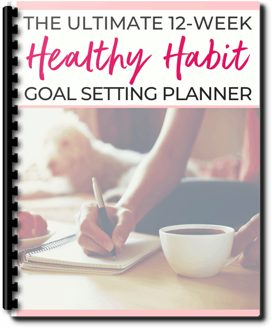 picture of healthy habit planner